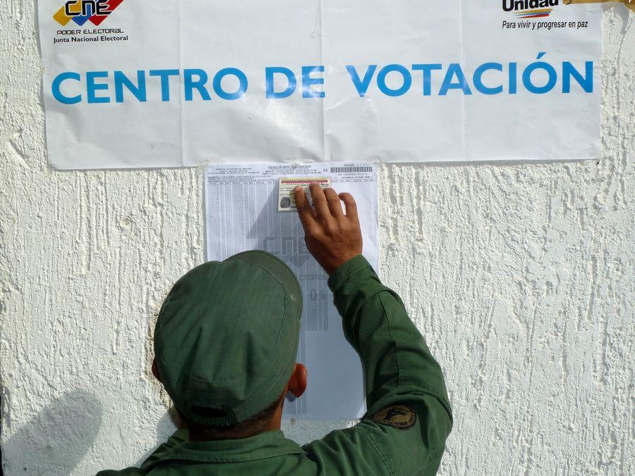 Elections primaires de l'opposition du 12-02-2012 au Venezuela